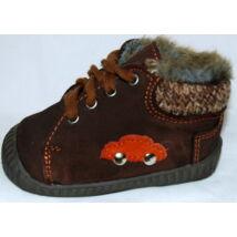 Maus bébi téli cipő - Z118 barna