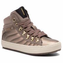 Geox zárt cipő - J944GH 0AJ22 C2016 DK GOLD