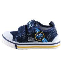 Padini fiú tornacipő - 19006C NAVY