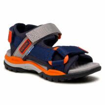 Geox fiú szandál - J150RA 01511 C0659 Navy / Orange