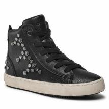Geox lány zárt cipő - J164GA 000BU C9999 BLACK