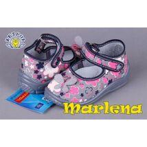 Zetpol vászoncipő - Marlena (szürke)