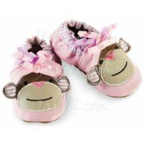 Nice&Cute majmos  bőrtalpú cipő