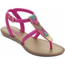 Grendha Tesouros Sandal Kids - pink
