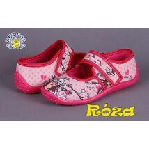 Zetpol vászoncipő - Róza