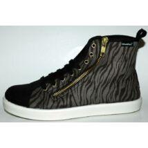 Titanitos textil cipő - T710 BOOT5 Marengo