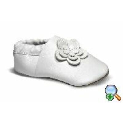 Maus bőrtalpú cipő - fehér