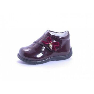 Titanitos lány zárt cipő - T672R46115 Burdeos