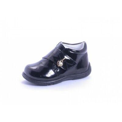Titanitos lány zárt cipő - T672R46115 NEGRO