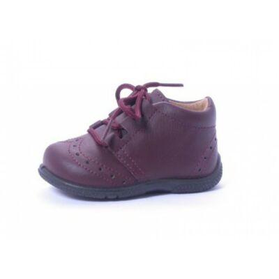 Titanitos zárt cipő - T672J60023 Burdeos
