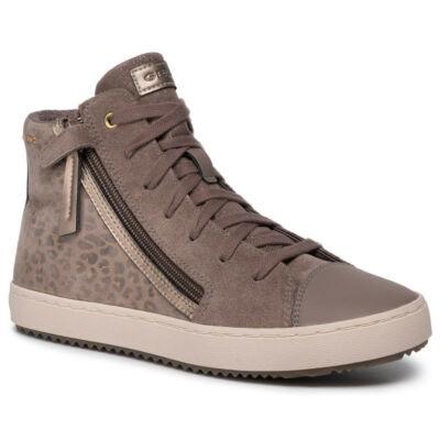 Geox lány zárt cipő - J944GD 00722 C9006 SMOKE GREY