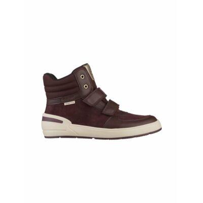 Geox lány téli cipő - J94AGB 02285 C7005 Bordeaux