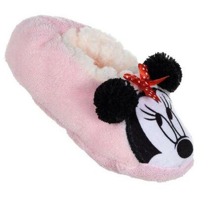 Téli mamusz - Minnie Mouse Rózsaszín