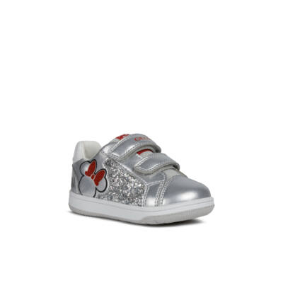 Geox lány zárt cipő - B021HA 0NFEW C1010 LT GREY