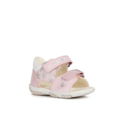 Geox lány szandál - B0238A 01002 C0550 Pink / WHITE