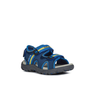 Geox fiú szandál - J0224B 0CE14 C0072 Blue / Yellow