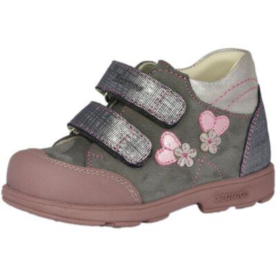 Szamos supinált 2 tépős zárt cipő - 1617-50749
