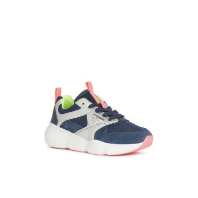 Geox zárt cipő - J04CNB 01422 C0673 NAVY / SILVER