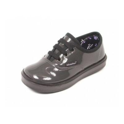 Titanitos női lakk cipő - T710 BASIC MARENGO
