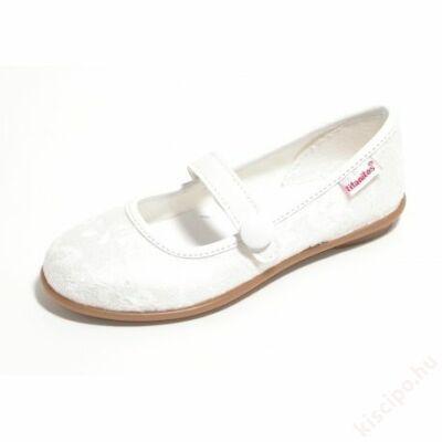 Titanitos alkalmi balerina cipő - T650X96365 BLANCO