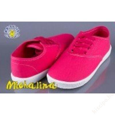 Zetpol vászoncipő - Michalina pink