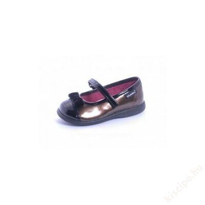 Titanitos alkalmi balerina cipő - T660L26241 MARRON