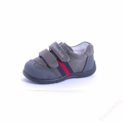Titanitos bőr cipő - T672F60117 Marengo