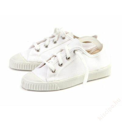 Fehér tornacipő
