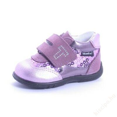 Titanitos lány zárt cipő - T672M36119 ROSE
