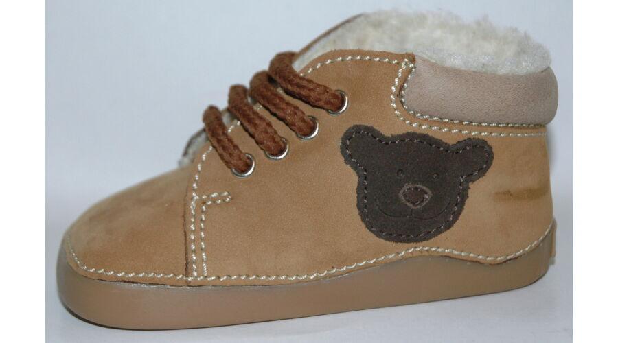 Falcon Tesorino első lépés cipő - béléses - Téli cipők 62bec1de30