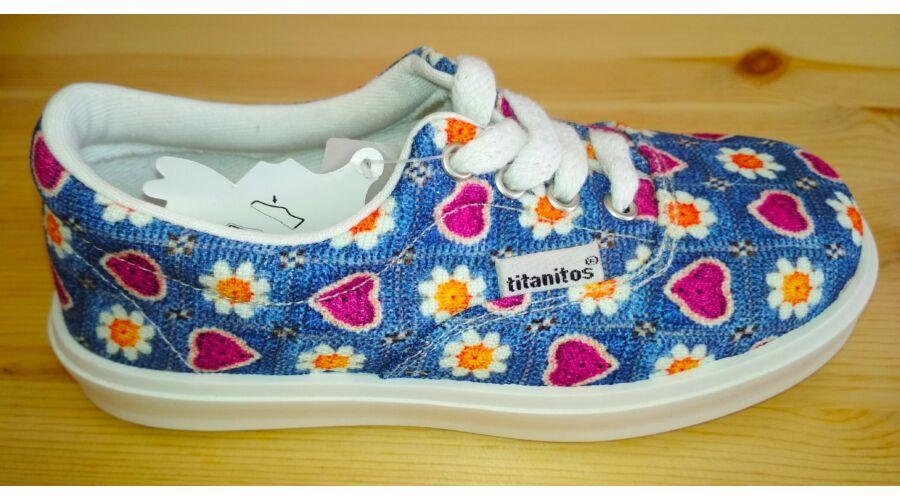 Titanitos vászon cipő - T740 COOL1 COMB. 15 - Vászoncipő 30fc1e5e9f