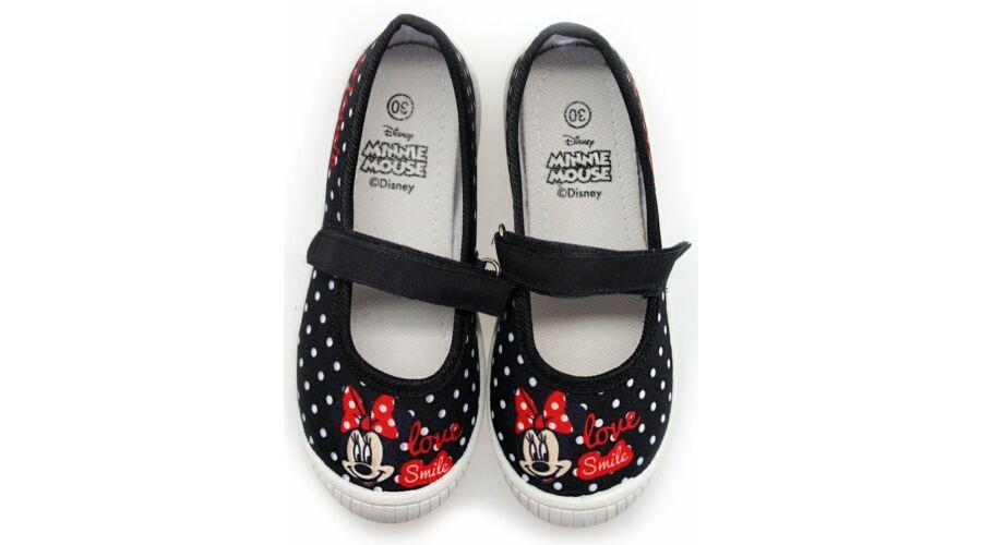 Minnie Mouse lány vászoncipő - Vászoncipő 7d34d85d1b