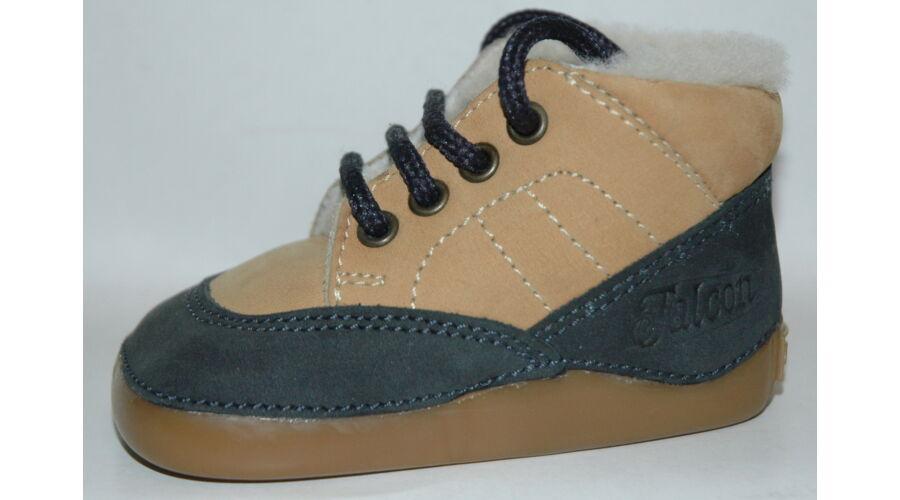 Falcon Tesorino első lépés cipő - béléses - Téli cipők bf39e80ae1