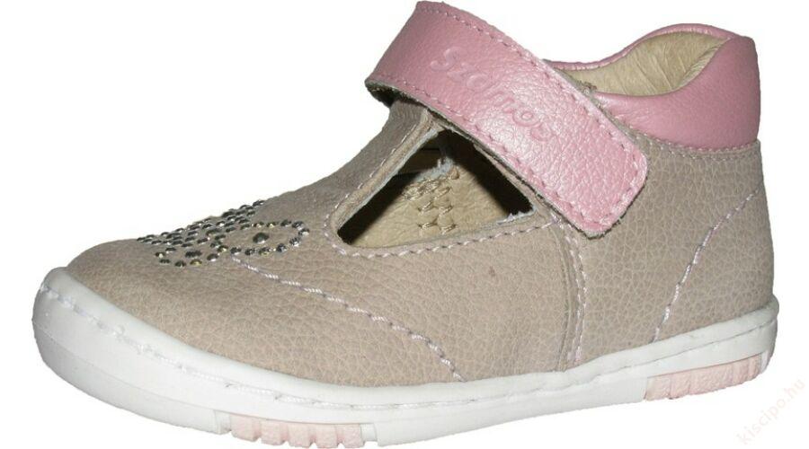 SZamos 1 tépős felvezetőpántos cipő - 3196-50795 - Első lépés cipő 3167922fdc