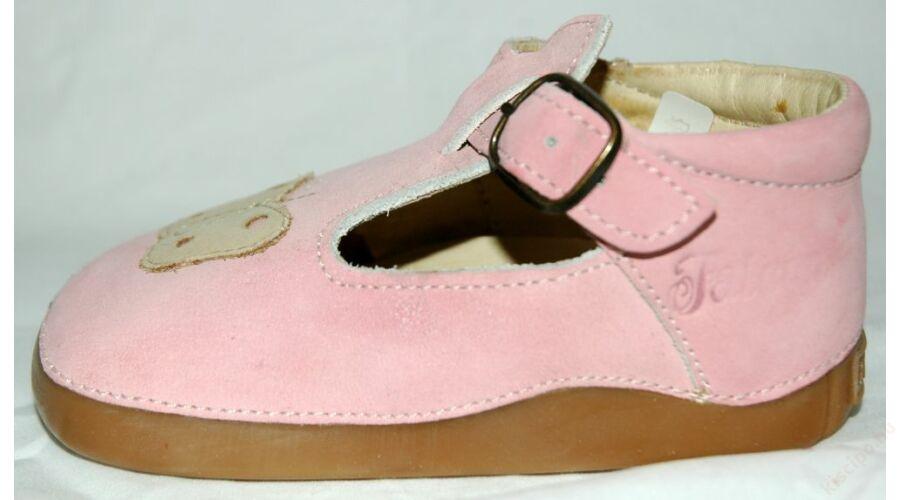 Falcon első lépés szandálcipő - Tesorino (rózsaszín) - Első lépés cipő 743b256b99