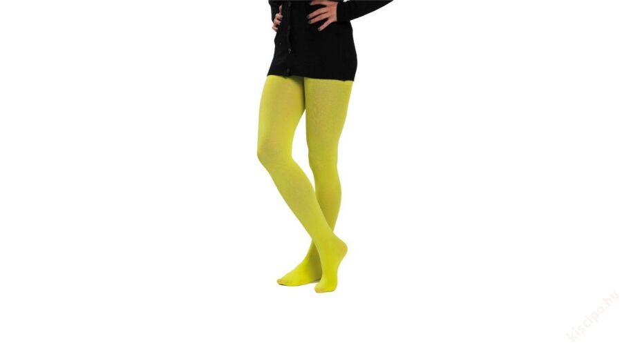 YO! Neon harisnya - Sárga - Harisnya ae878e3a07