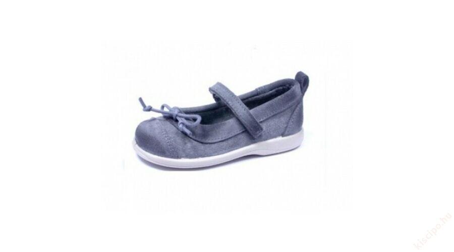 Titanitos textil balerina cipő - T660I76228 GRIS - Vászoncipő a7d035e6a9