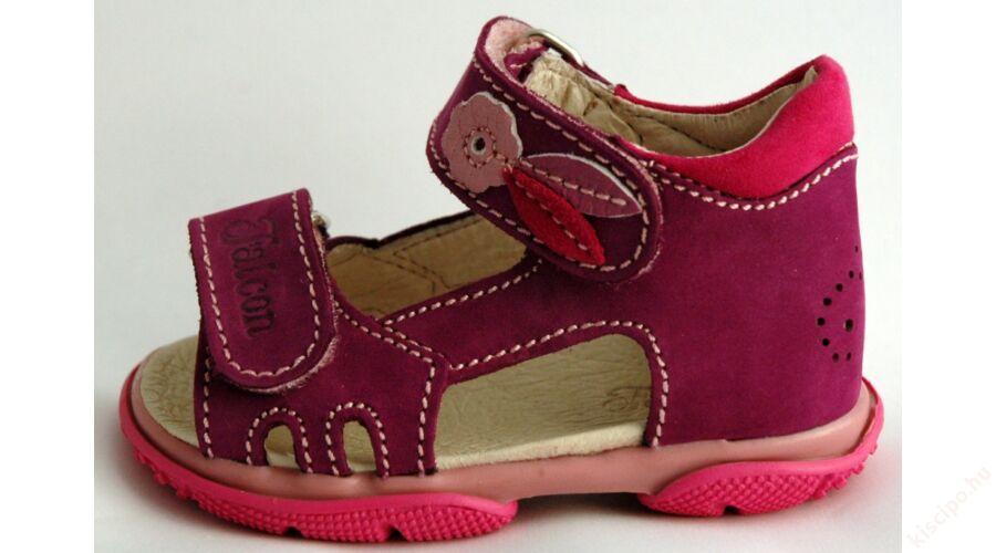 Falcon kéttépős lány szandál - pink - Szandál 8c22c8e3fb