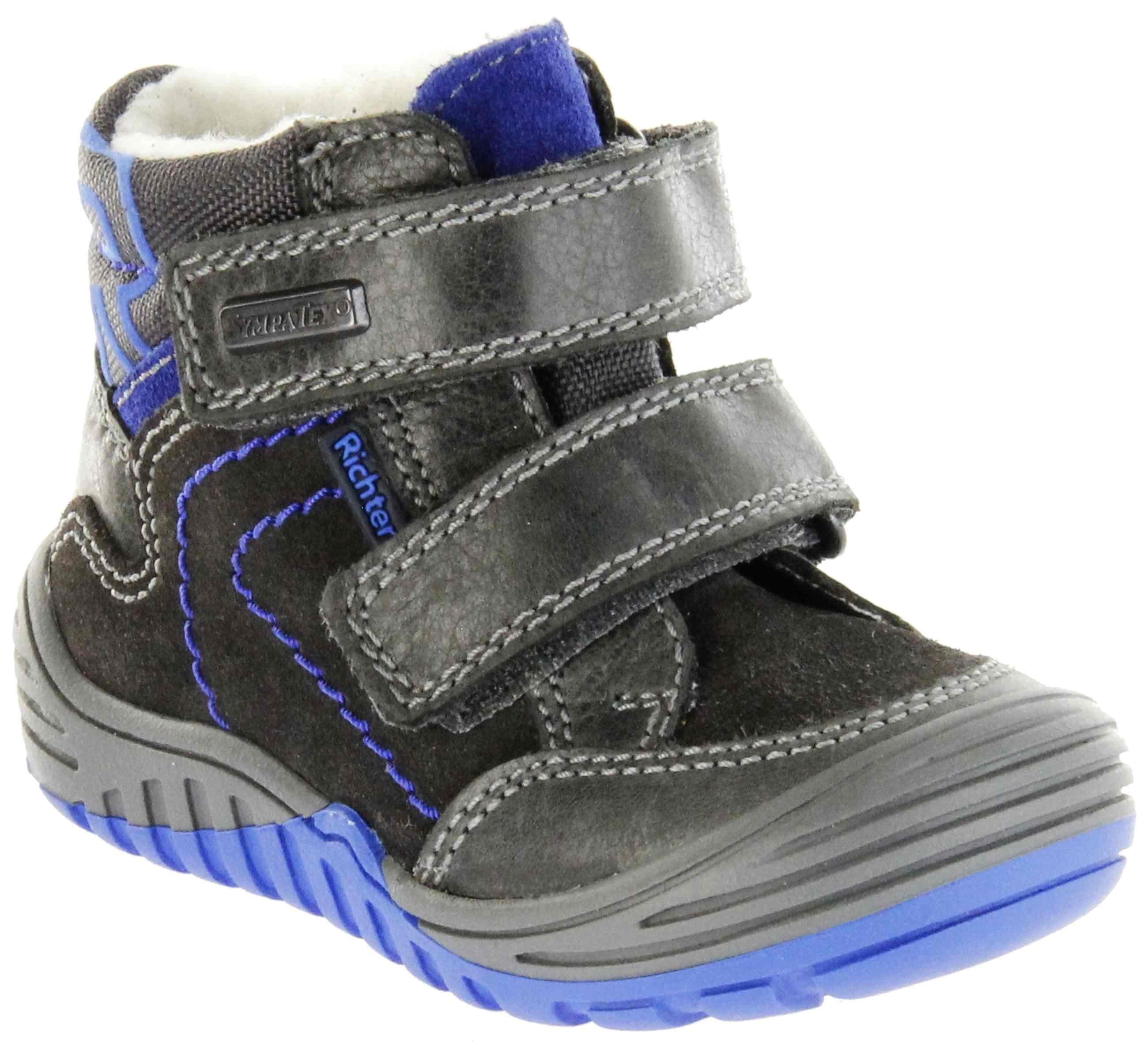 Richter fiú téli cipő 1031 441 6501 Téli cipők