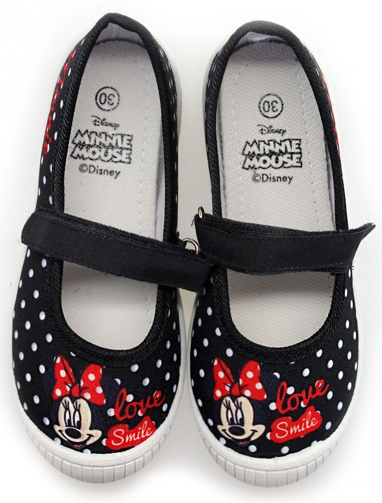 Minnie Mouse lány vászoncipő