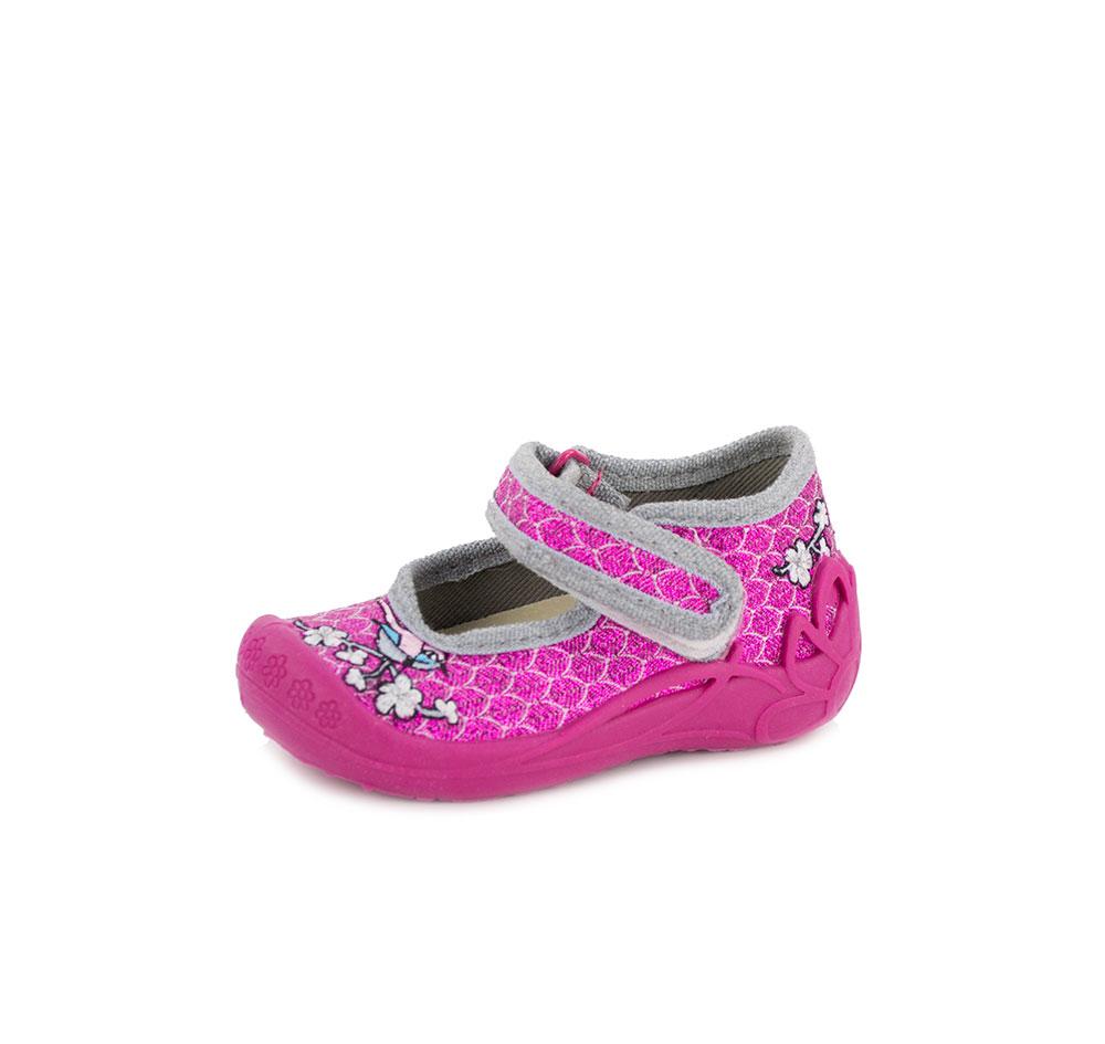 Táncsics vászon gyerekcipő - pink - Vászoncipő 9c00b77501