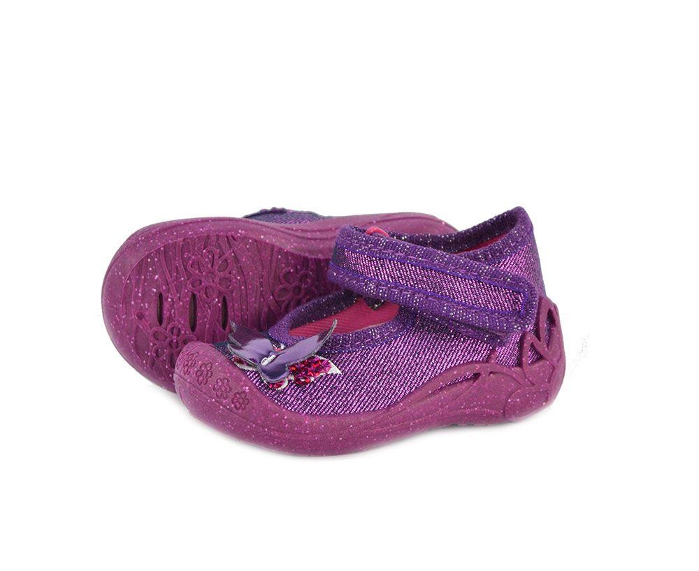 Táncsics vászon gyerekcipő - lila - Vászoncipő a9d6ad36d3